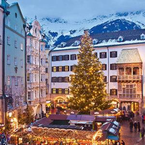 Tris Natalizio..   Merano Innsbruck Bolzano